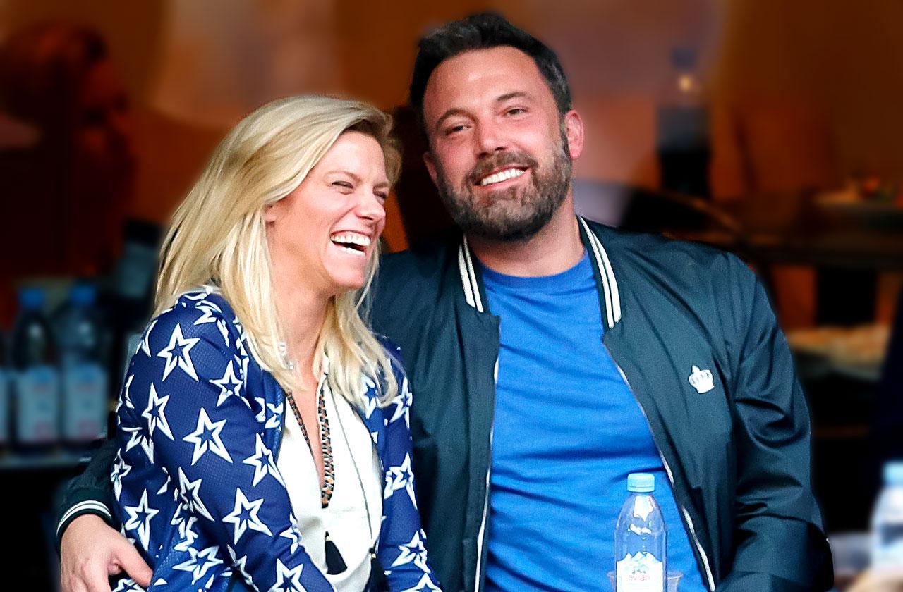 Ben Affleck And Girlfriend Lindsay Talk Living Together