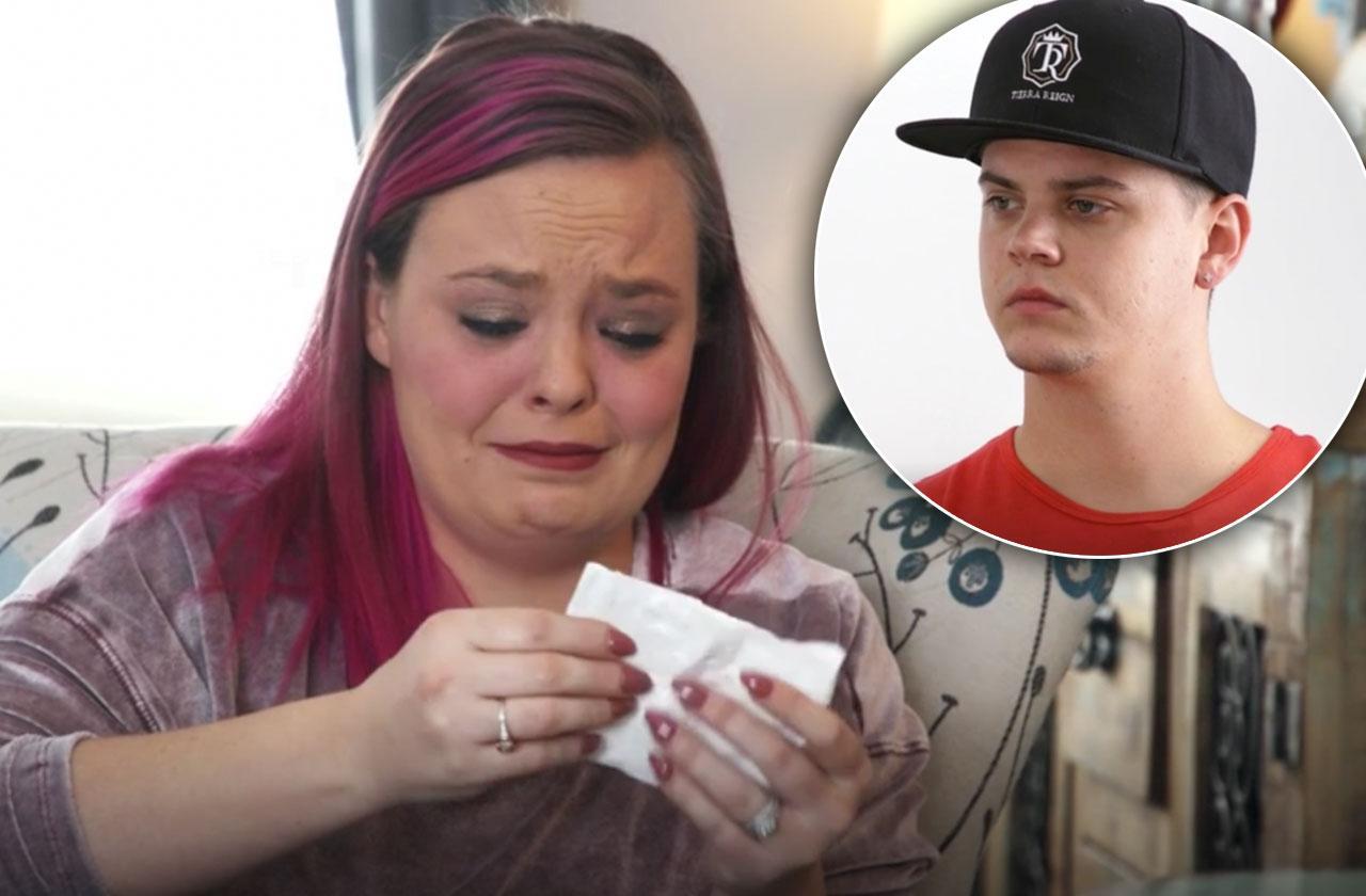 catelynn lowell tyler baltierra divorce breaks down marital issues teen mom og