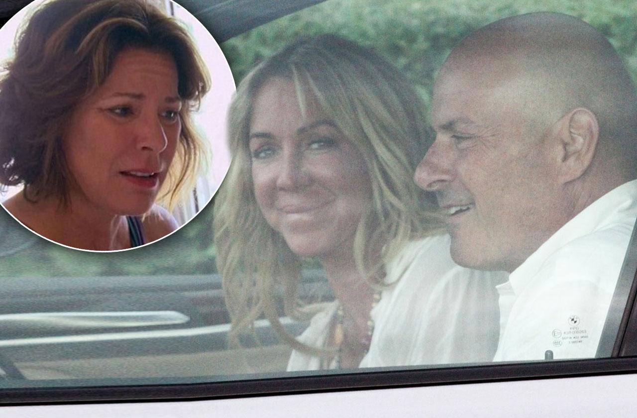 //luann de lesseps divorce tom d agostino dating forrmer friend anna rothschild pp