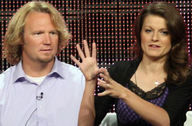 Robyn Brown Pregnant Sister Wives Baby Kody Brown Divorce