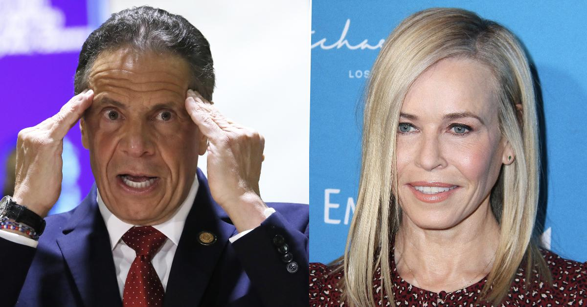 cuomo says wouldnt date chelsea hndler pp