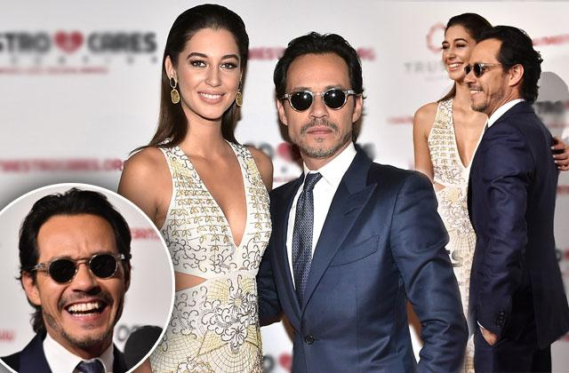 //marc anthony ex wife red carpet pp