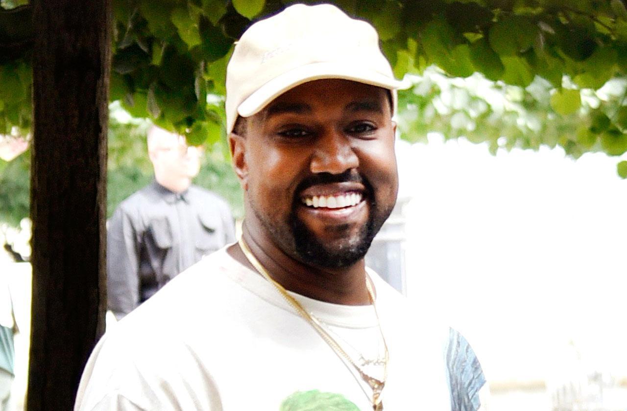 //Kanye west rapper chef restaurant pp