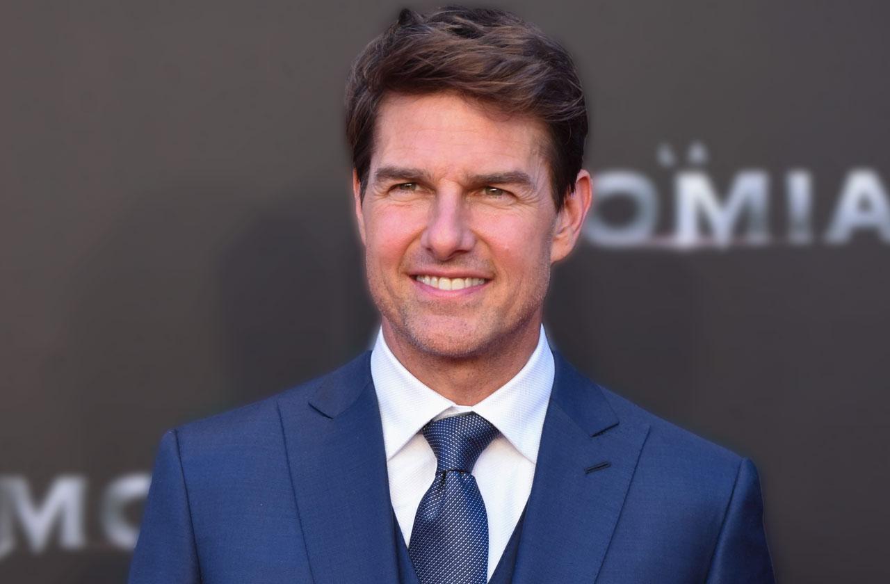 tom cruise scientology tv debut
