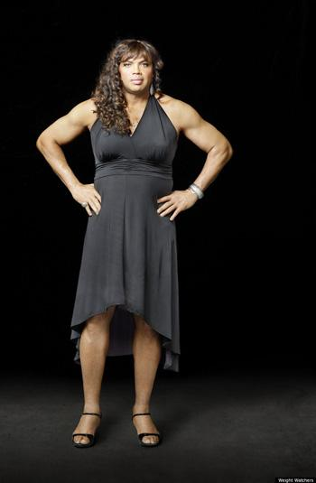 //charles barkley drag weight watchers