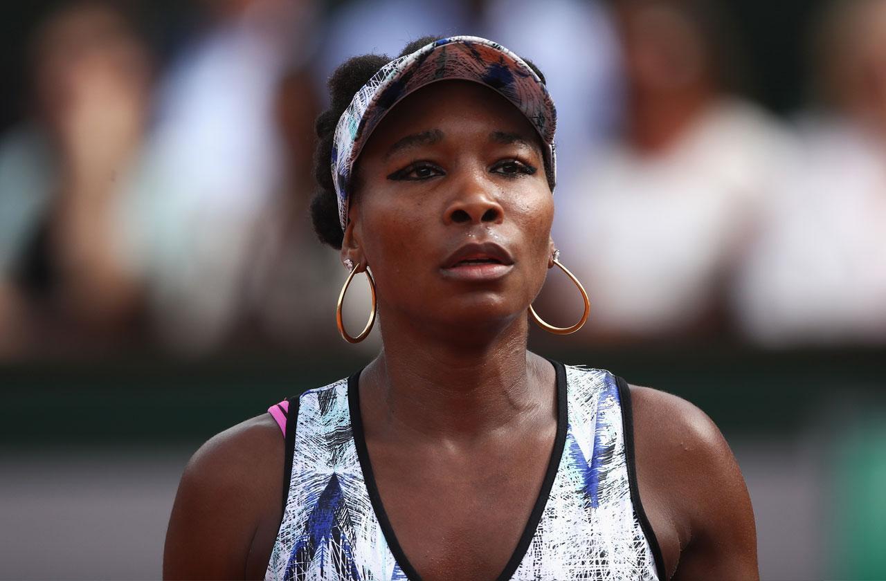 Venus Williams Breaks Down In Tears Discussing Deadly Car Crash