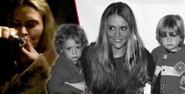 Brooke Mueller Bob and Max twins taken birth