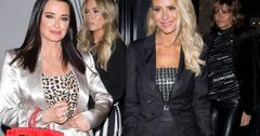 SEO TITLE: RHOBH Stars Dine Out At Craig's