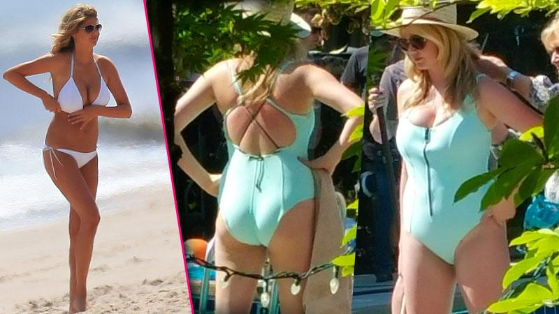 Kate Upton Bikini Swimsuit Vancouver