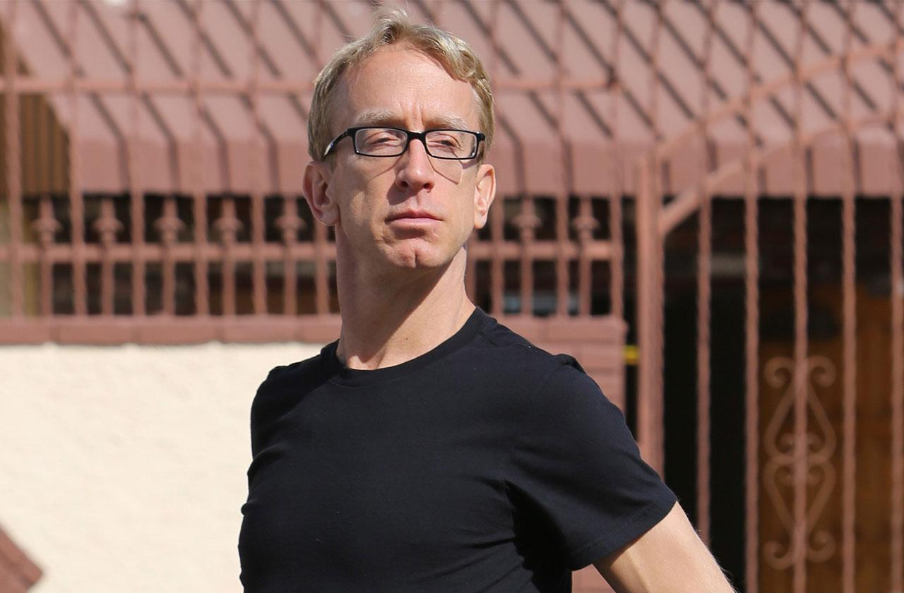 //andy dick wife lina sved granted restraining order pp
