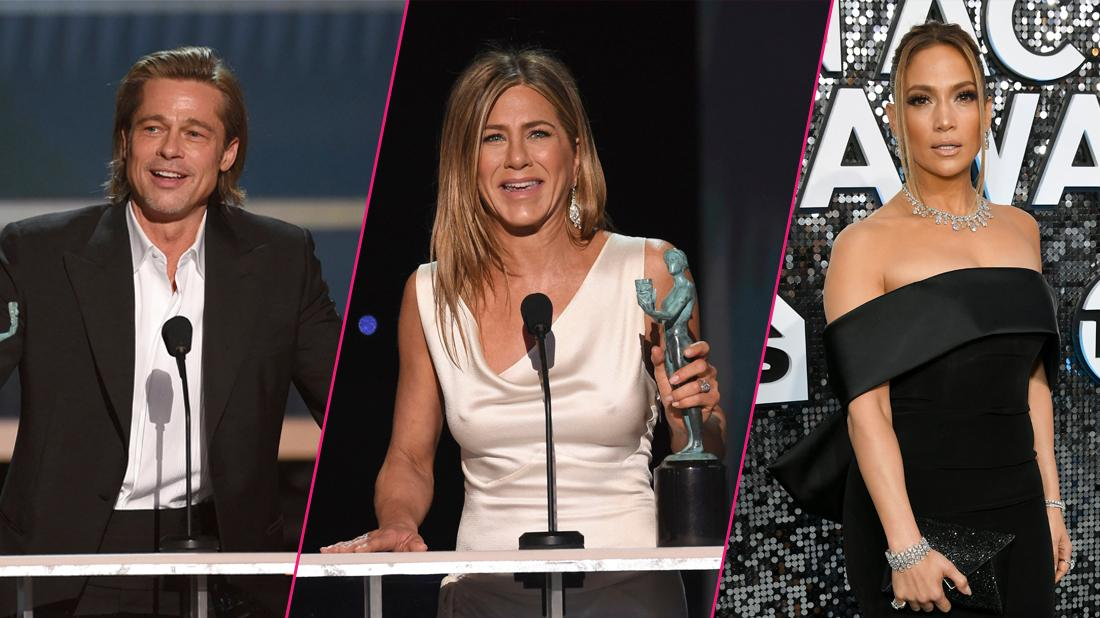 The Most Shocking Moments From The 2020 SAG Awards!