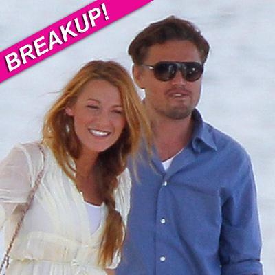 //leonardo blake breakup