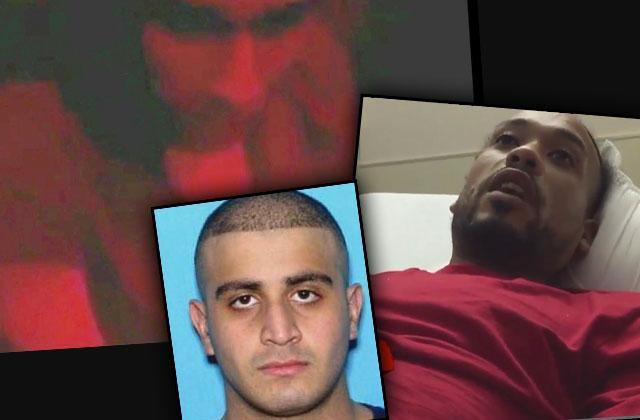 Orlando Shooting Pulse Nightclub Bathroom Video