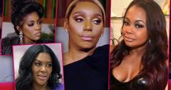 RHOA Cast Shakeup! Phaedra, Kenya & Sheree Battling For Spots