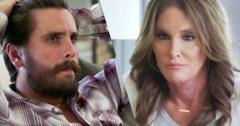 Caitlyn Jenner Confronts Scott Disick