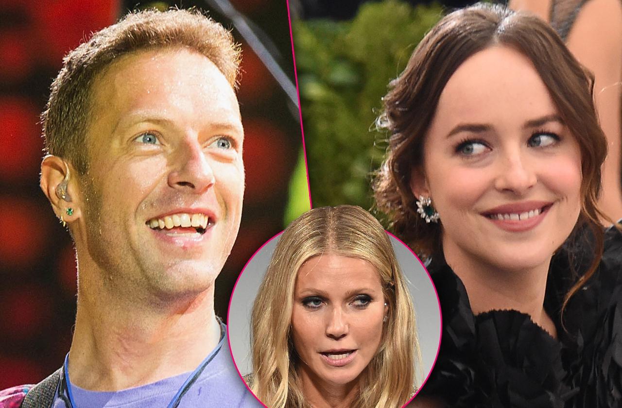 Gwyneth Paltrow Does Not Approve Of Ex-Husband Chris Martin's Latest Lover, Dakota Johnson