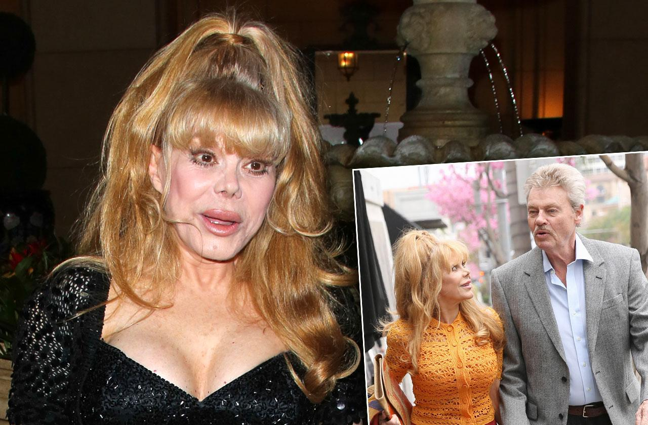 Charo Cries In Video After Husband's Suicide Death