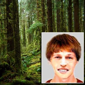//forest boy ray getty