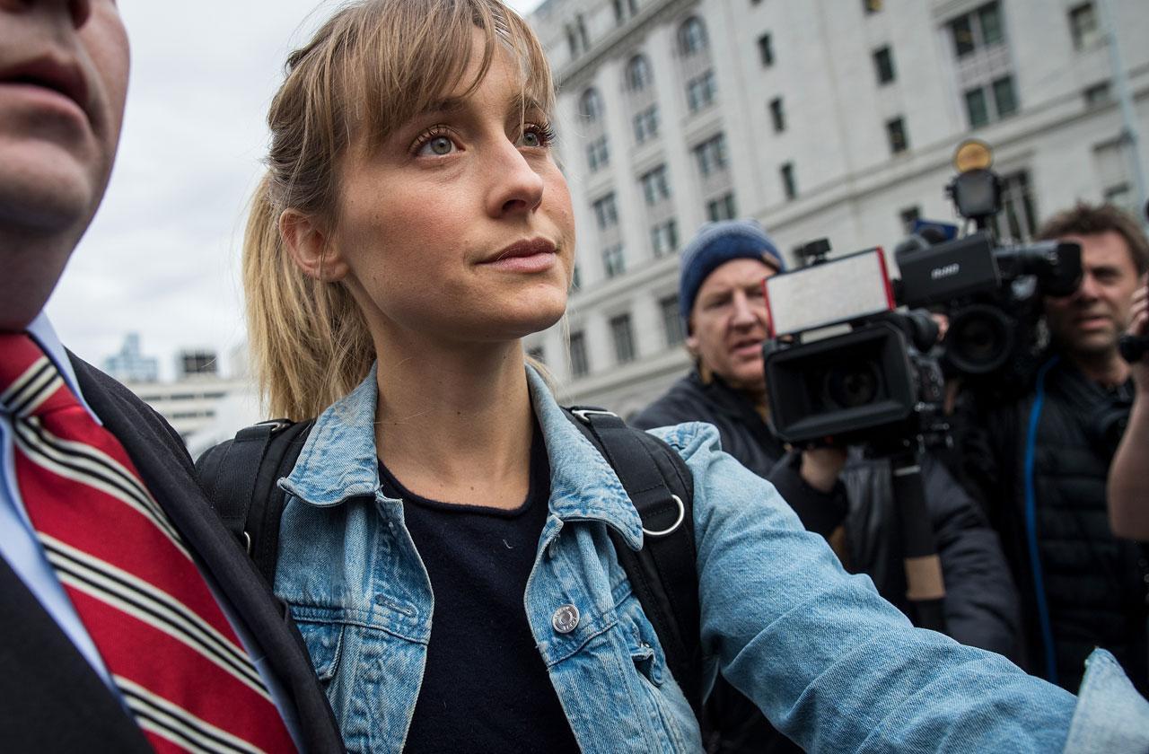 NXIVM Allison Mack House Arrest Details Revealed