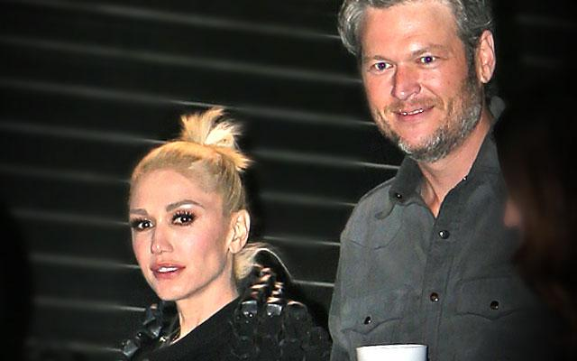 Blake Shelton Gwen Stefani 'The Voice'