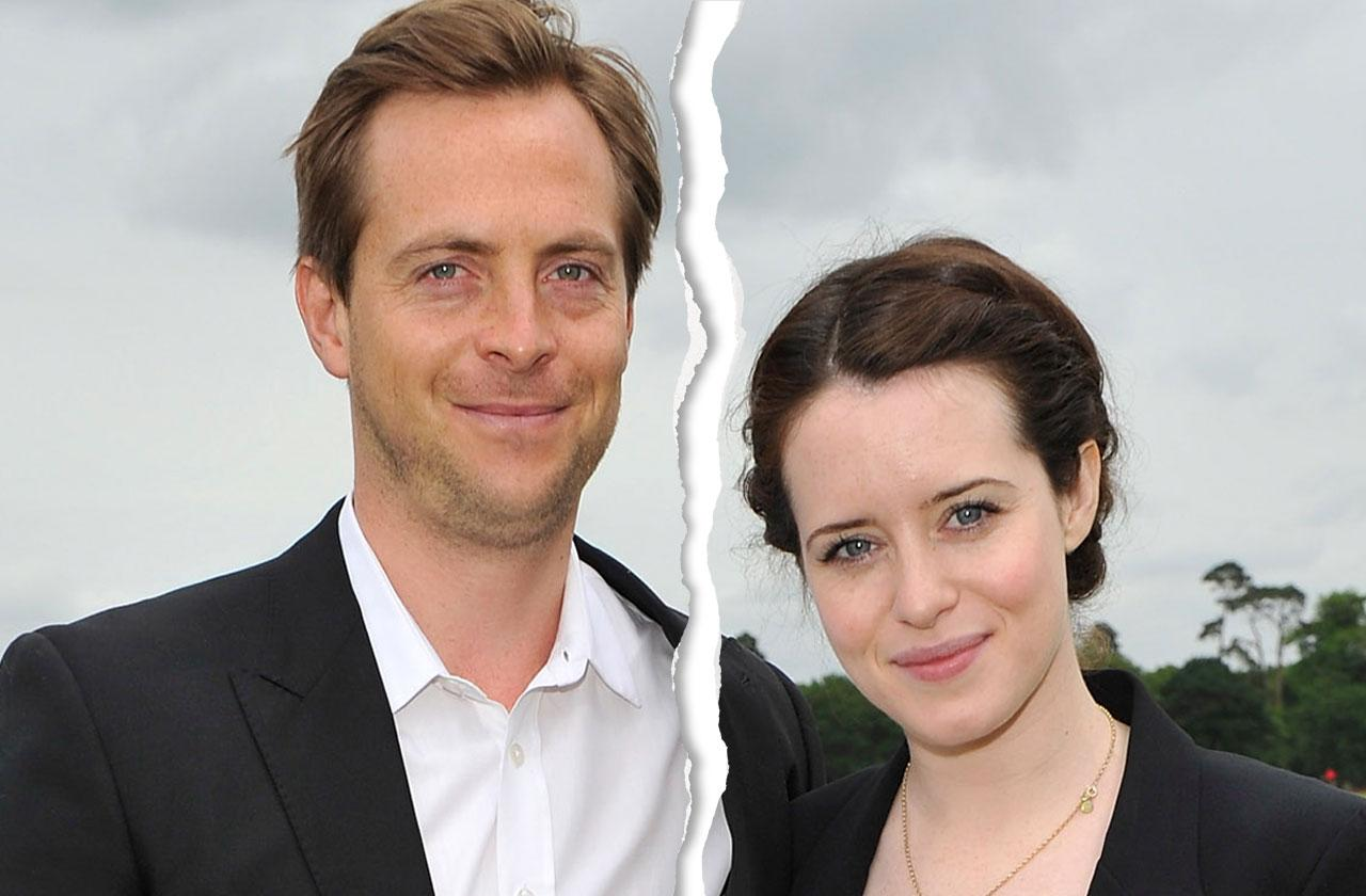 Claire Foy Divorce Stephen Campbell Moore