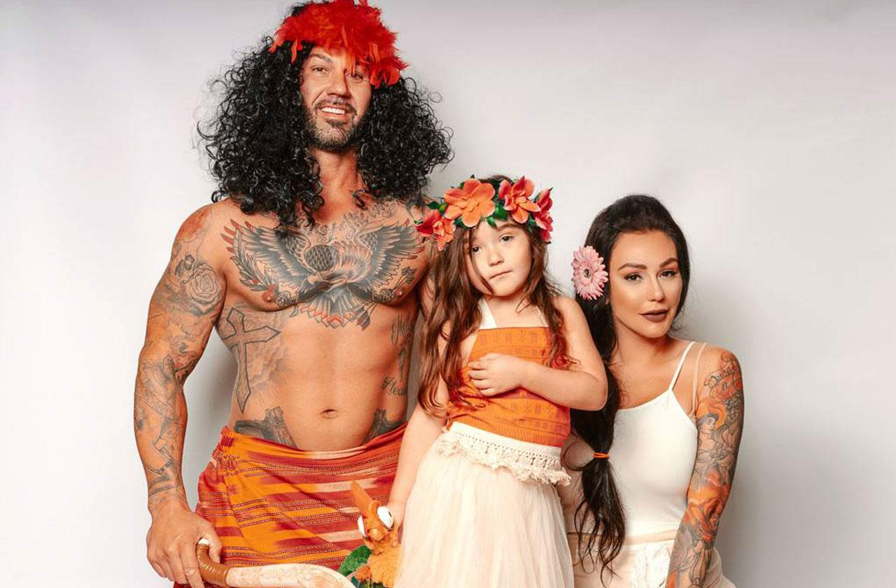 Jwoww Roger Mathews Halloween Photos