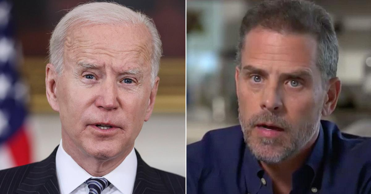 Hunter Biden's Private Sex Photos With Alleged Prostitutes Leaked