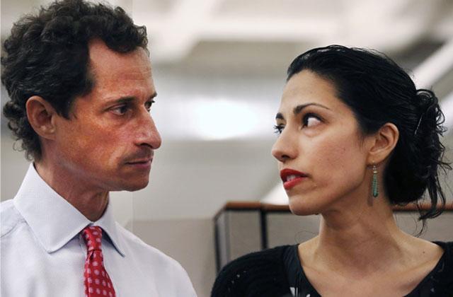 anthony weiner huma abedin sexting congressman marriage busted