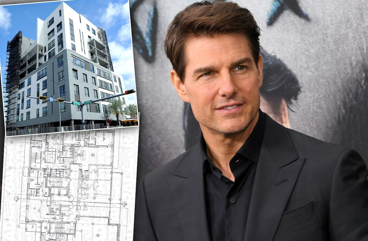 Tom Cruise Scientology Penthouse