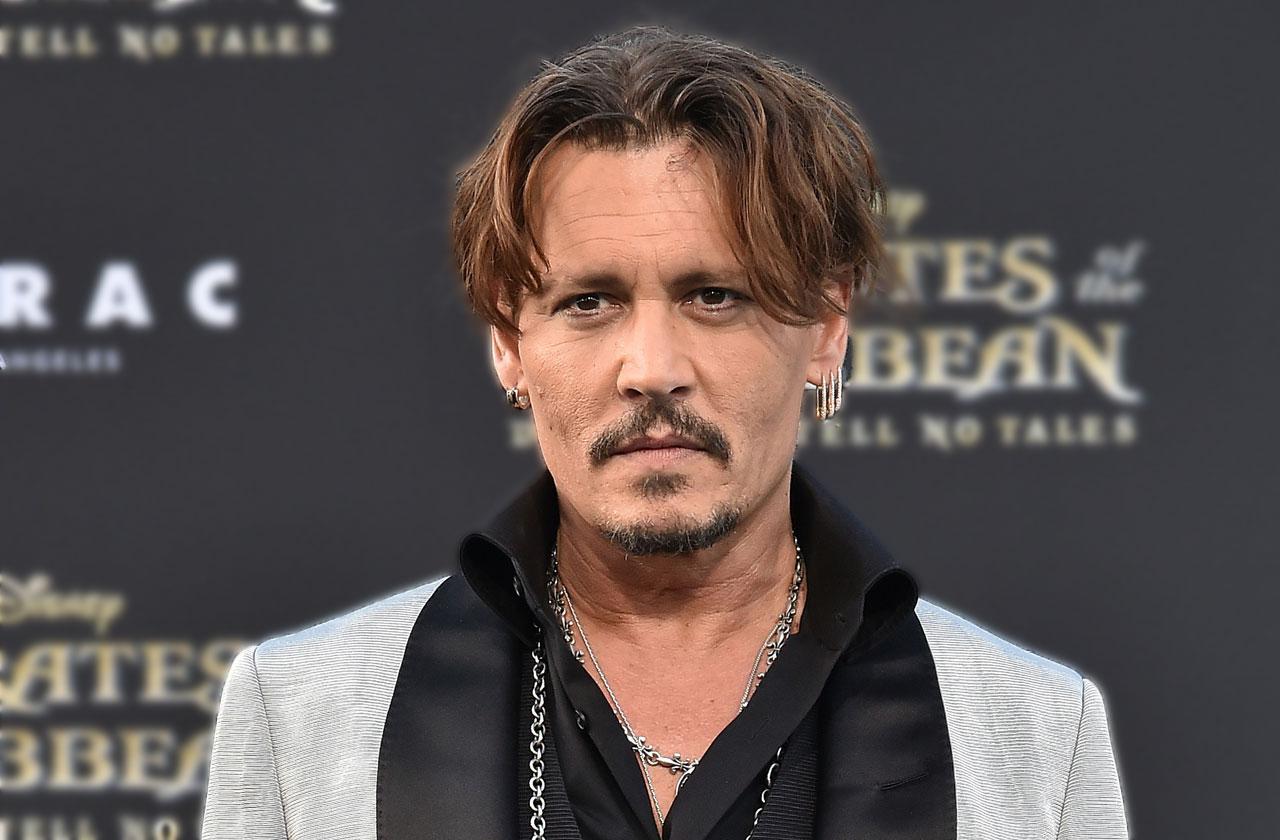 Johnny Depp Emails Finances