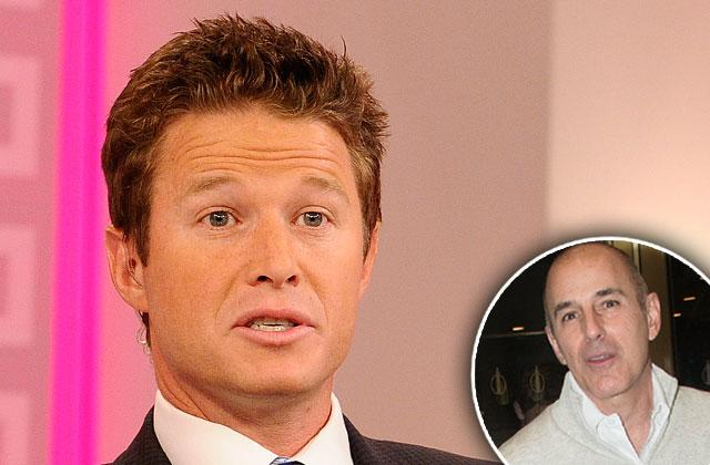 //Billy Bush Leaving Access Hollywood Today Show Not Welcomed pp