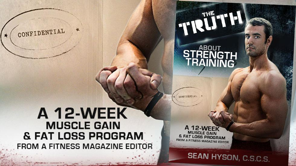 //sena hyson truth about strength training