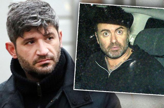 George Michael Dead Boyfriend Fadi Fawaz Slept Car Death