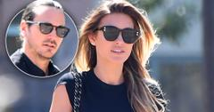 Audrina Patridge & Ex Corey Bohan At Court Over Custody Battle
