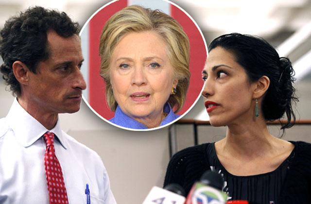 hillary clinton email investigation anthony weiner updates