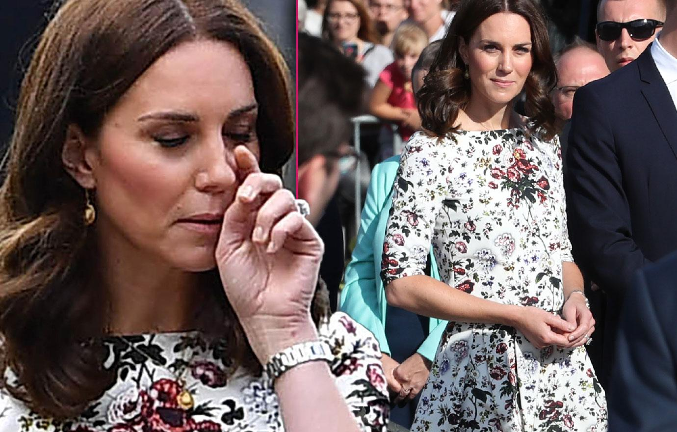 Pregnant Kate Middleton Cocaine Bombshell