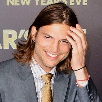 Ashton Kutcher obsessed with looks