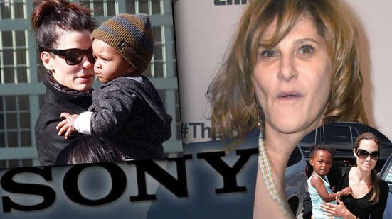 //amy pascal email leak black baby