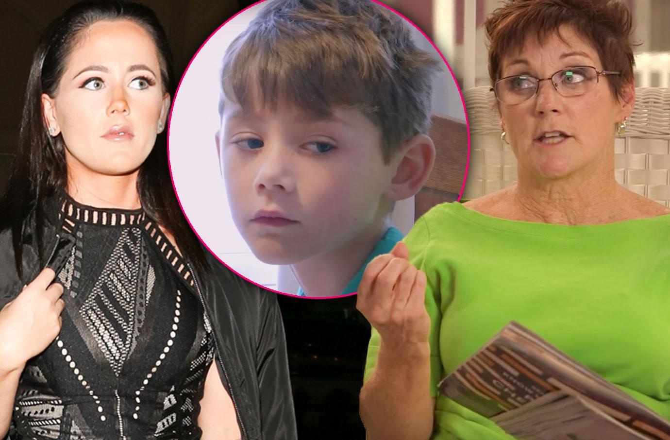 Jenelle Evans Loses Custody Fight Mom