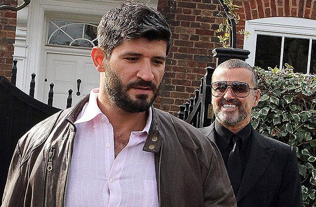 //George Michael boyfriend fadi fawaz arrested