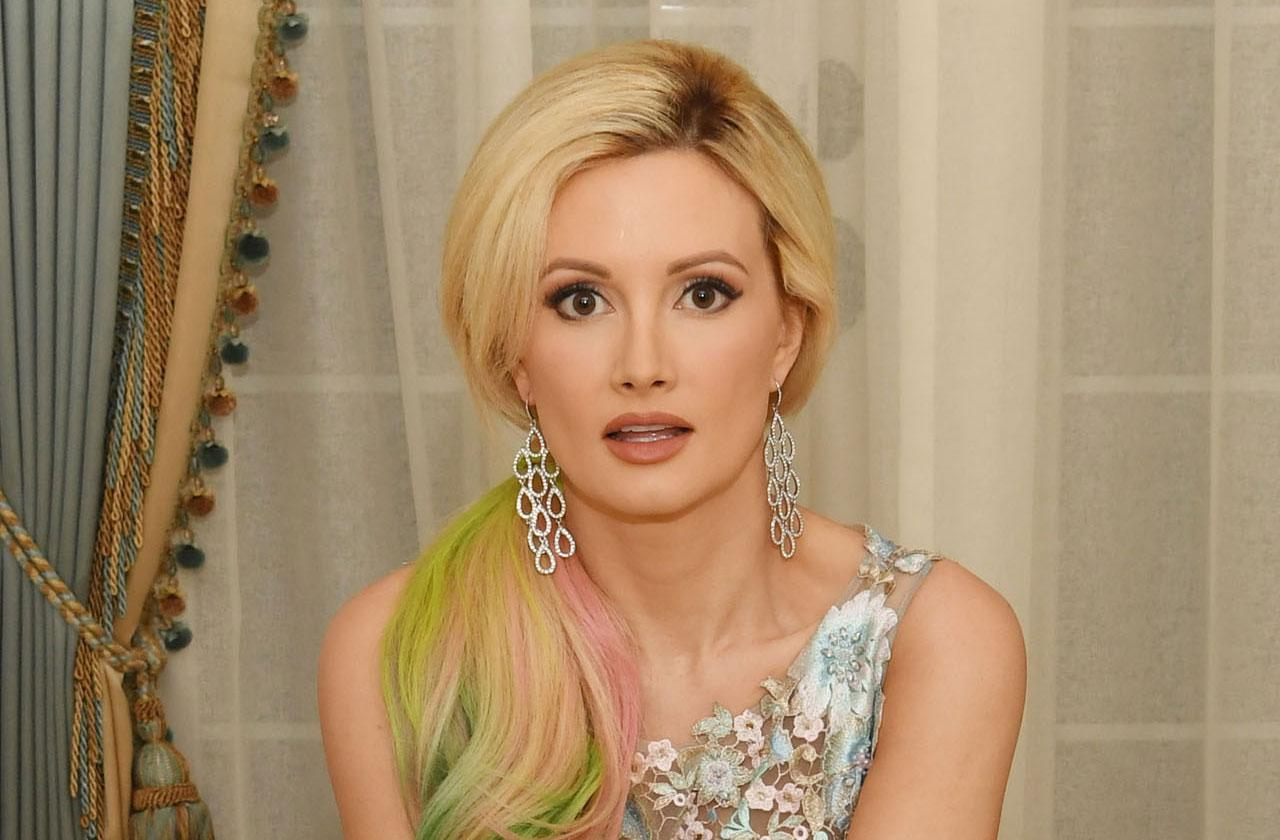 Former Playboy Playmate Holly Madison Worried She'll Never Find Love