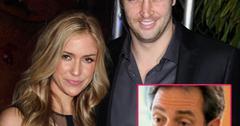 Kristin and Jay Cutler dad dennis divorce