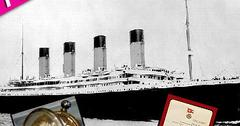 //titanic artifacts recovered ap