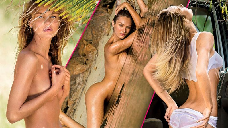Candice Swanepoel Nude Maxim