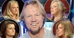 Kody Brown To Build One Home For All Four Wives Despite Their 'Temptation To Leave'