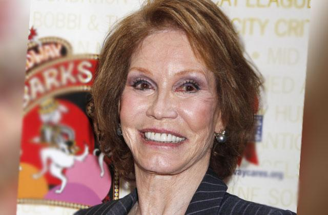 Mary Tyler Moore Health Crisis Close To Death