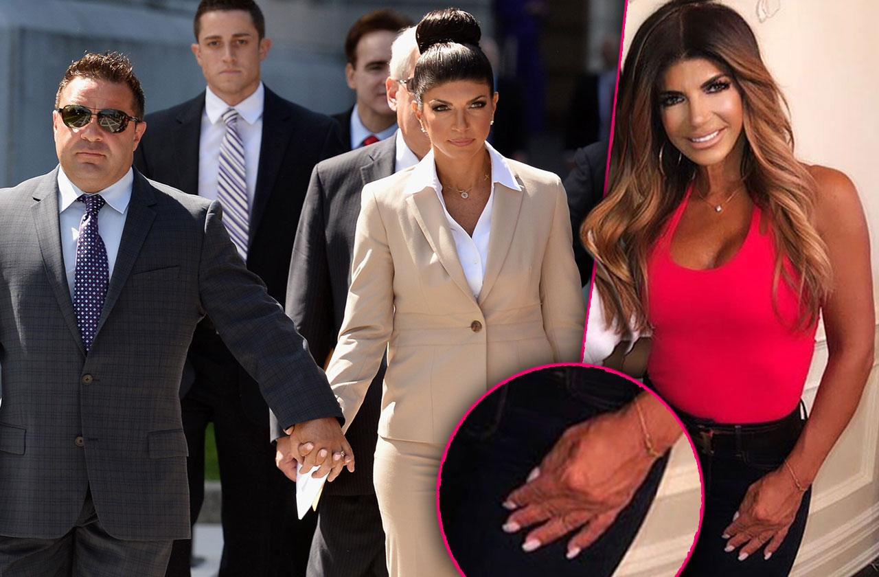 Teresa And Joe Giudice Broken Marriage Exposed