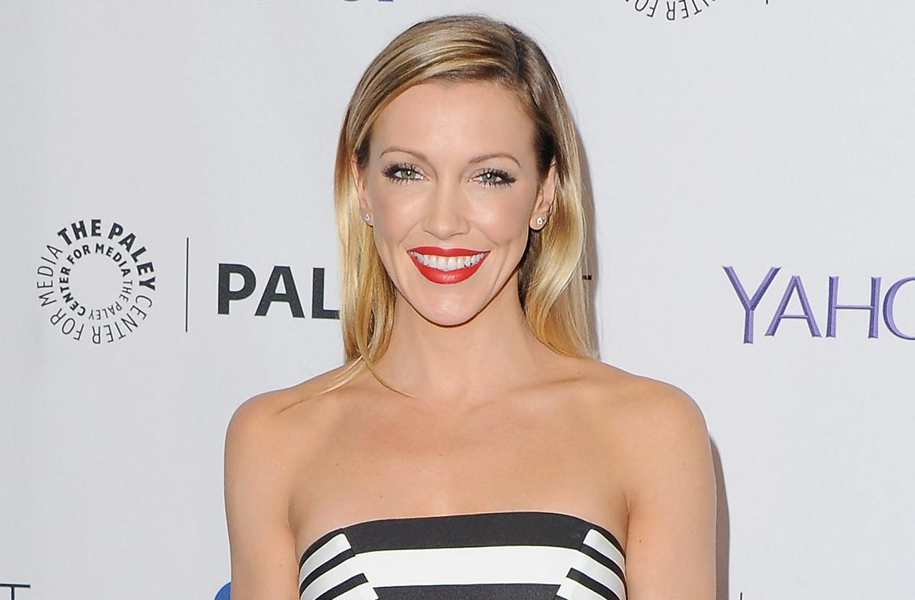 Katie Cassidy Talks About Late Father David Cassidy
