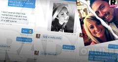 //teen mom  leah messer jeremy calvert divorce new girlfriend secret texts pp sl