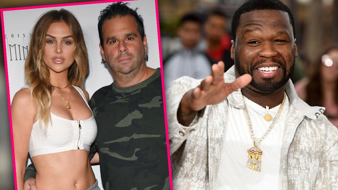 VPR Star Lala Kent Called Hoe By 50 Cent